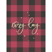 Cozy Day- Card 04