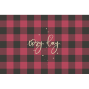 Cozy Day- Card 05