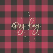 Cozy Day- Card 06
