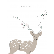 Winter Day Cards – Card 07