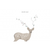 Winter Day Cards – Card 08