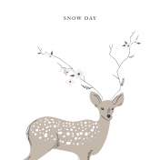 Winter Day Cards – Card 09