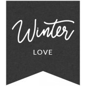 Winter Day Elements- Love