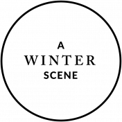 Winter Day Elements- Stamp 06