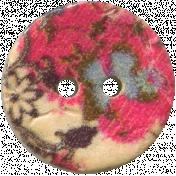 Design Pieces No.8- Floral Button