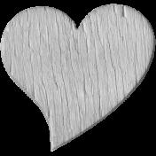 Design Pieces No.8- Heart Template
