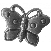Buttons No.7- Butterfly Template