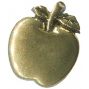Buttons No.7- Apple