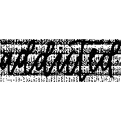 Digital Day Elements- Wordart 01