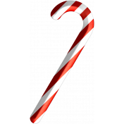 Light Strings & Candy Icons- Candy Cane 2 Pattern 1
