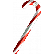 Light Strings & Candy Icons- Candy Cane 2 Pattern 4