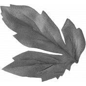 Leaves No.8 Leaves 7- Template