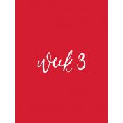 Back To Basics Week Pocket Cards 01-005