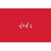 Back To Basics Week Pocket Cards 01-008