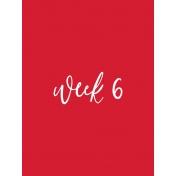 Back To Basics Week Pocket Cards 01-011
