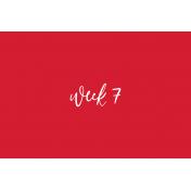 Back To Basics Week Pocket Cards 01-014