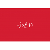Back To Basics Week Pocket Cards 01-020