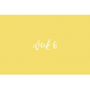Back to Basics Week Pocket Card 06-012