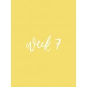 Back to Basics Week Pocket Card 06-013