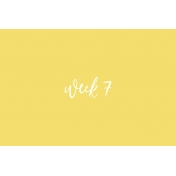 Back to Basics Week Pocket Card 06-014