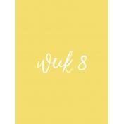 Back to Basics Week Pocket Card 06-015