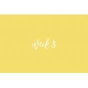 Back to Basics Week Pocket Card 06-016
