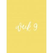 Back to Basics Week Pocket Card 06-017
