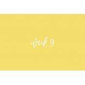 Back to Basics Week Pocket Card 06-018