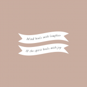 Good Life: Unwind Cards- Card 09