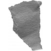Torn paper pieces 08 template