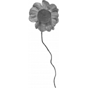 flowers no.33-07 template