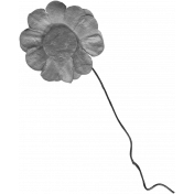 flowers no.33-08 template