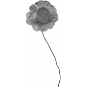 flowers no.33-10 template