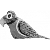Our House- Garden, Element Templates- Wooden Parrot