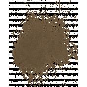 Our House Garden,Elements- Dirt Splat