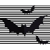 Bootiful- Paper Bats