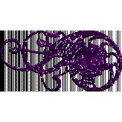 Bootiful- Glittery Web