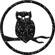 Bootiful- Owl Cutout