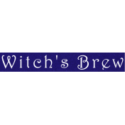 Bootiful- Witch's Brew