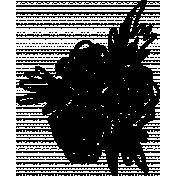 Flower Sketches No.1- Brush 6