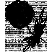 Flower Sketches No.1- Brush 5