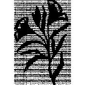 Flower Sketches No.2- Brush 02