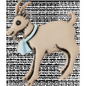 Design Pieces No.3: At The Farm- Goat