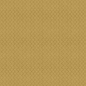 Be Bold Papers- Gold And White Patterned Paper- Paper 1
