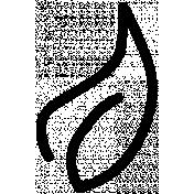 Be Bold Templates- Doodle Leaf