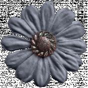 Work Day- Fabric Flower 01