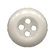 Work Day- White Button