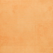 Work Day- Orange Cardboard