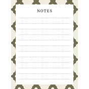 Autumn Day Pocket Cards- Card 11