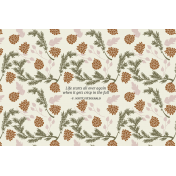 Autumn Day Pocket Cards- Card 14